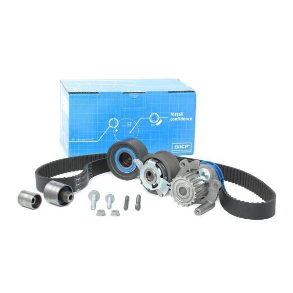 Komplet pogonskega jermena in vodne črpalke: AUDI, VW, ŠKODA, SEAT 2.0 TDI